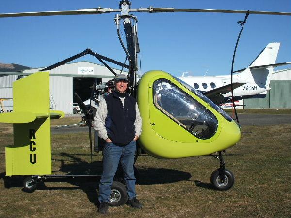 Novozélandská asociace autogyro