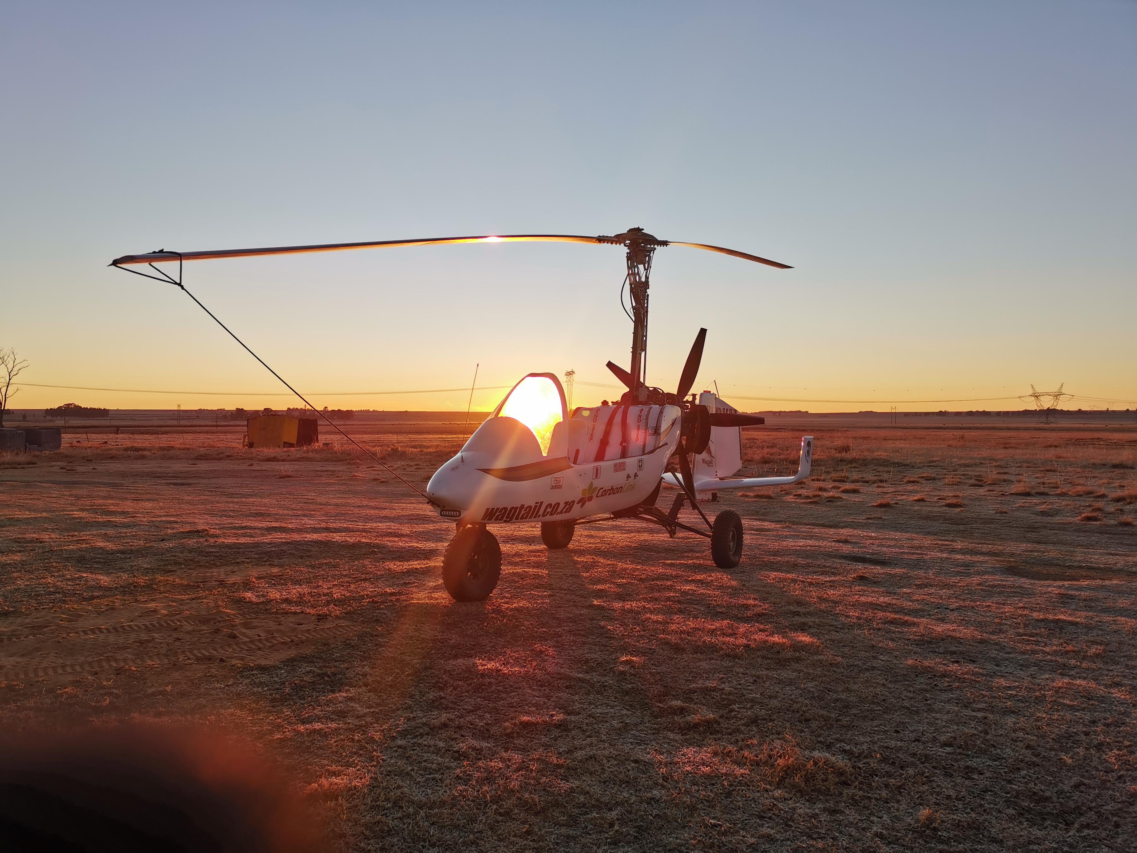 Aviación Lavandera