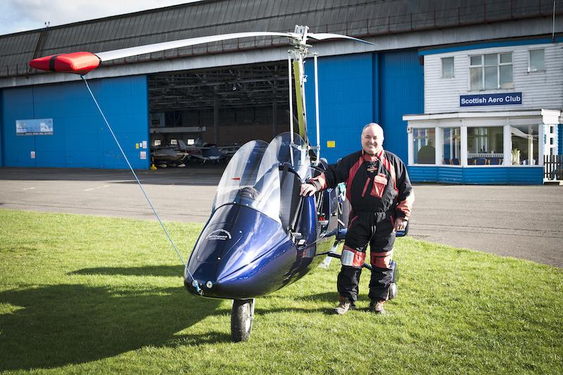 La experiencia de Gyrocopter Perth