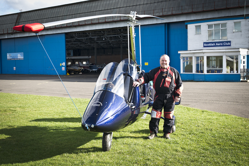 Das Gyrocopter-Erlebnis in Perth