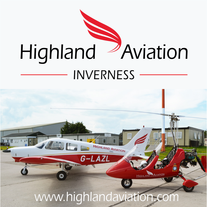Highland Aviation / The Gyrocopter Erleben Sie Inverness