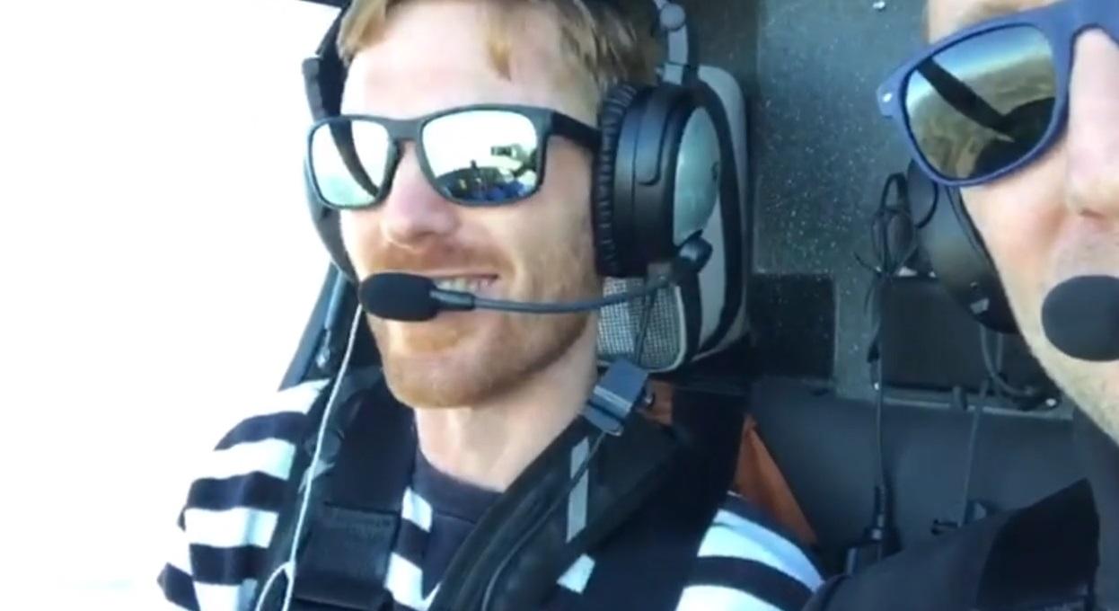 Lex e Luke volano in Galles