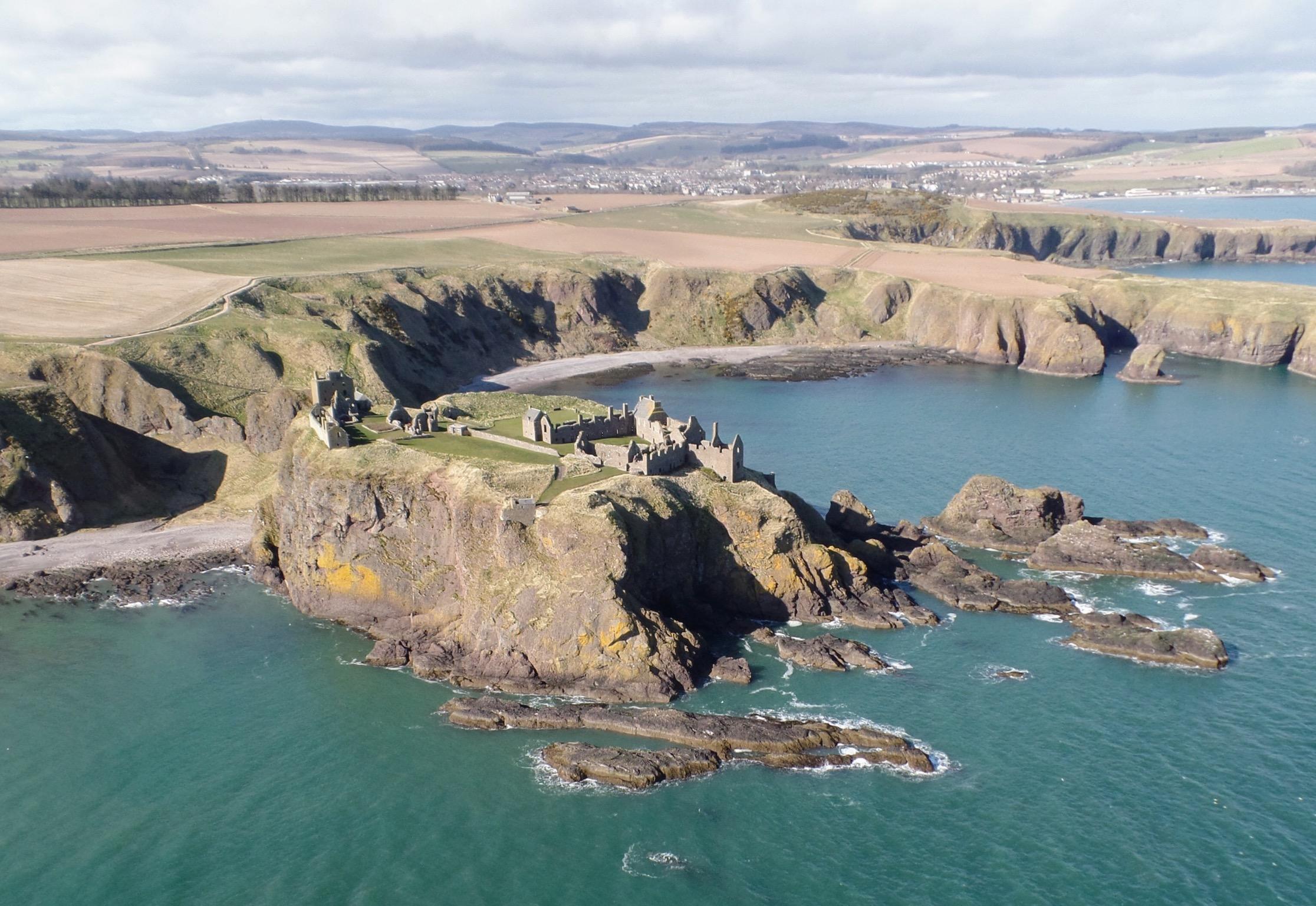 Castello Dunnottar