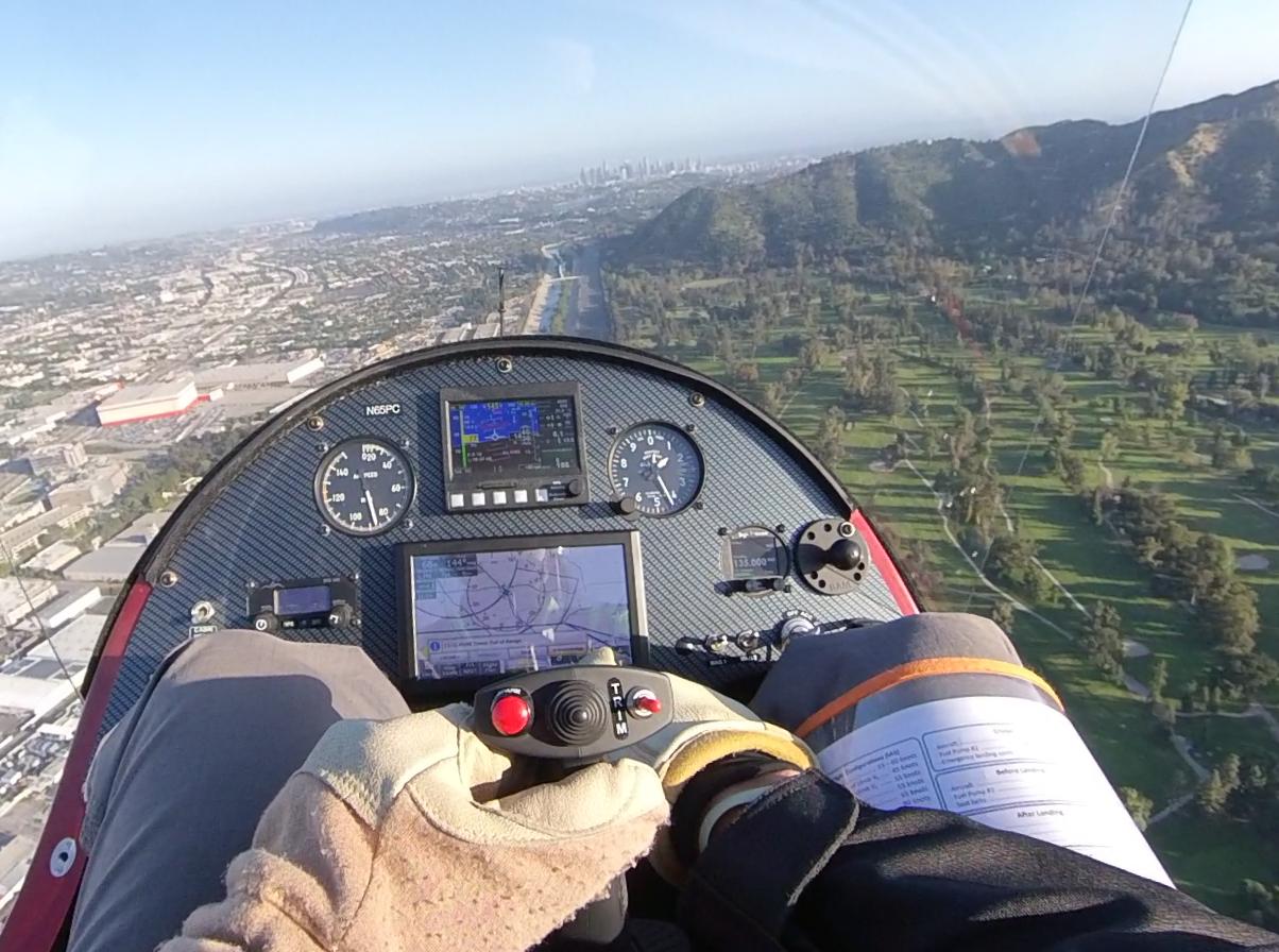 Un volo serale in Lala Land