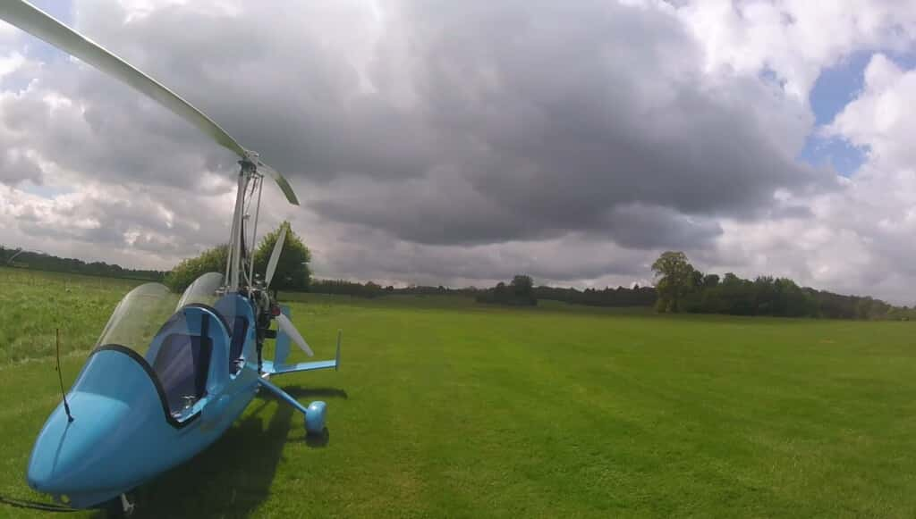 Flight to Henley