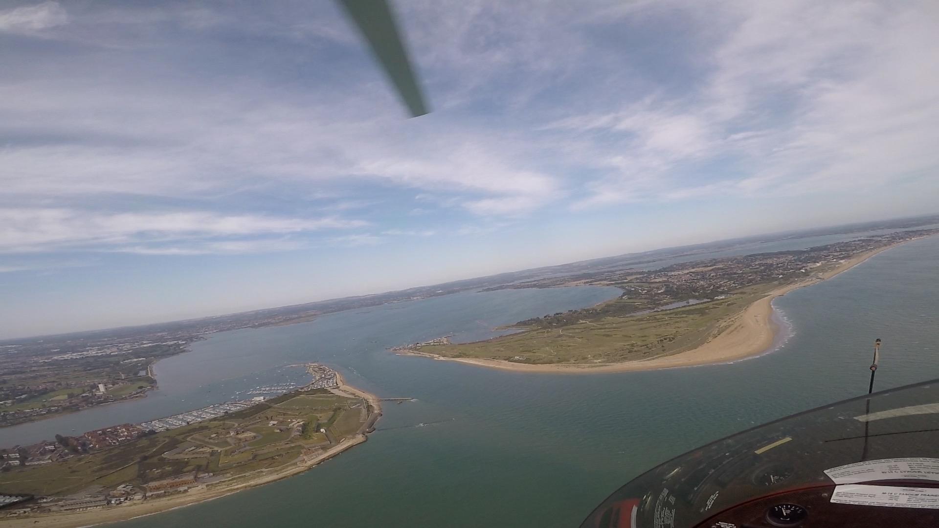Gosport to Hailing Island