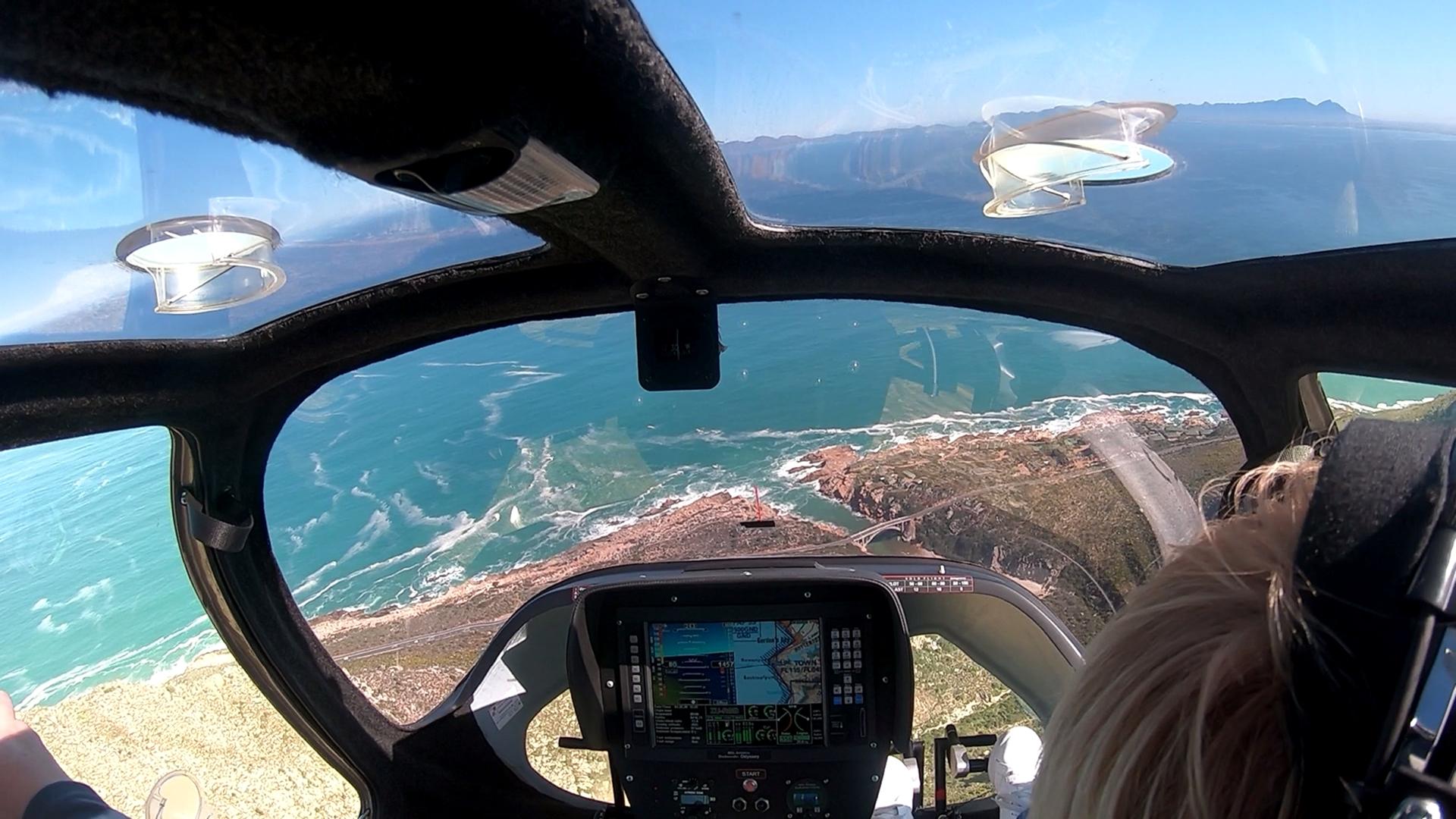 False Bay Flight